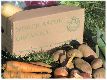 North Aston Organics Veg Box Scheme